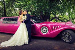 Лимузин на свадьбу - Аврора-Киев лимузин сервис