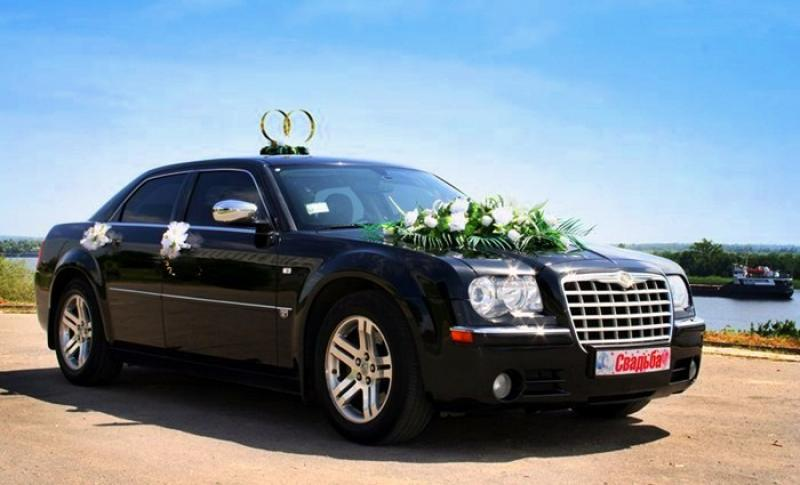Седан Фото 5 Chrysler 300 C 2006