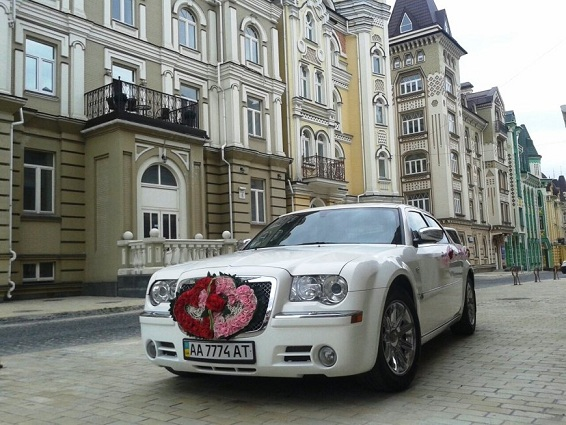 Седан Фото 1 Chrysler 300C, 2007 г. в.