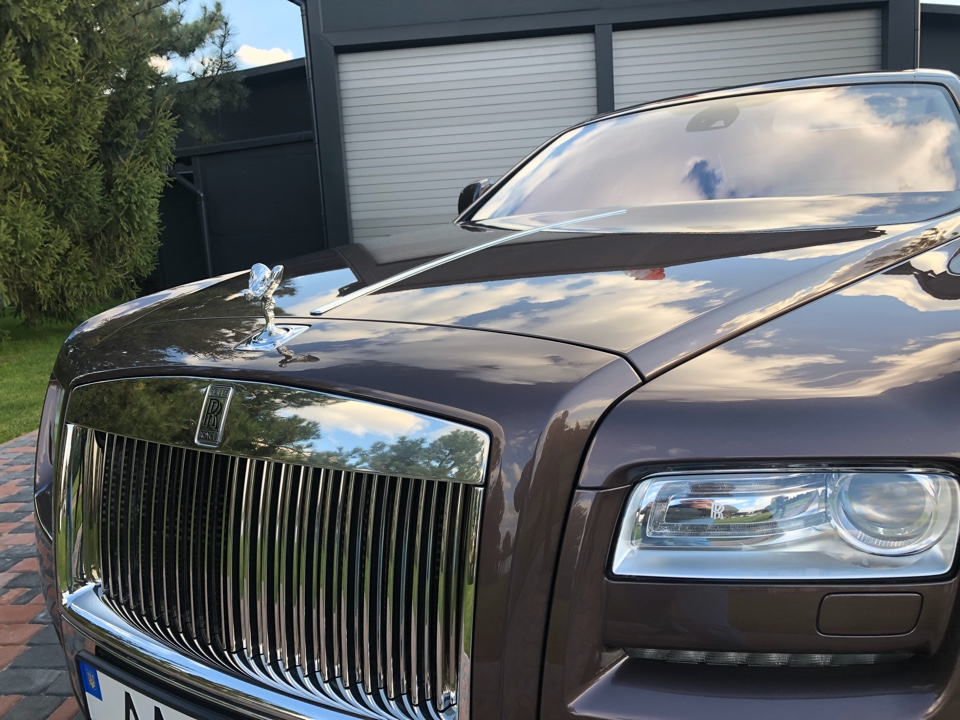 Седан Фото 4 Rolls-Royce Phantom