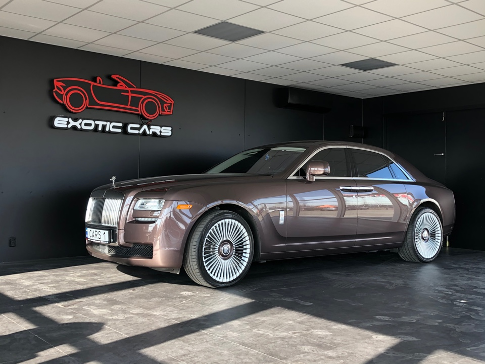 Седан Фото 5 Rolls-Royce Phantom
