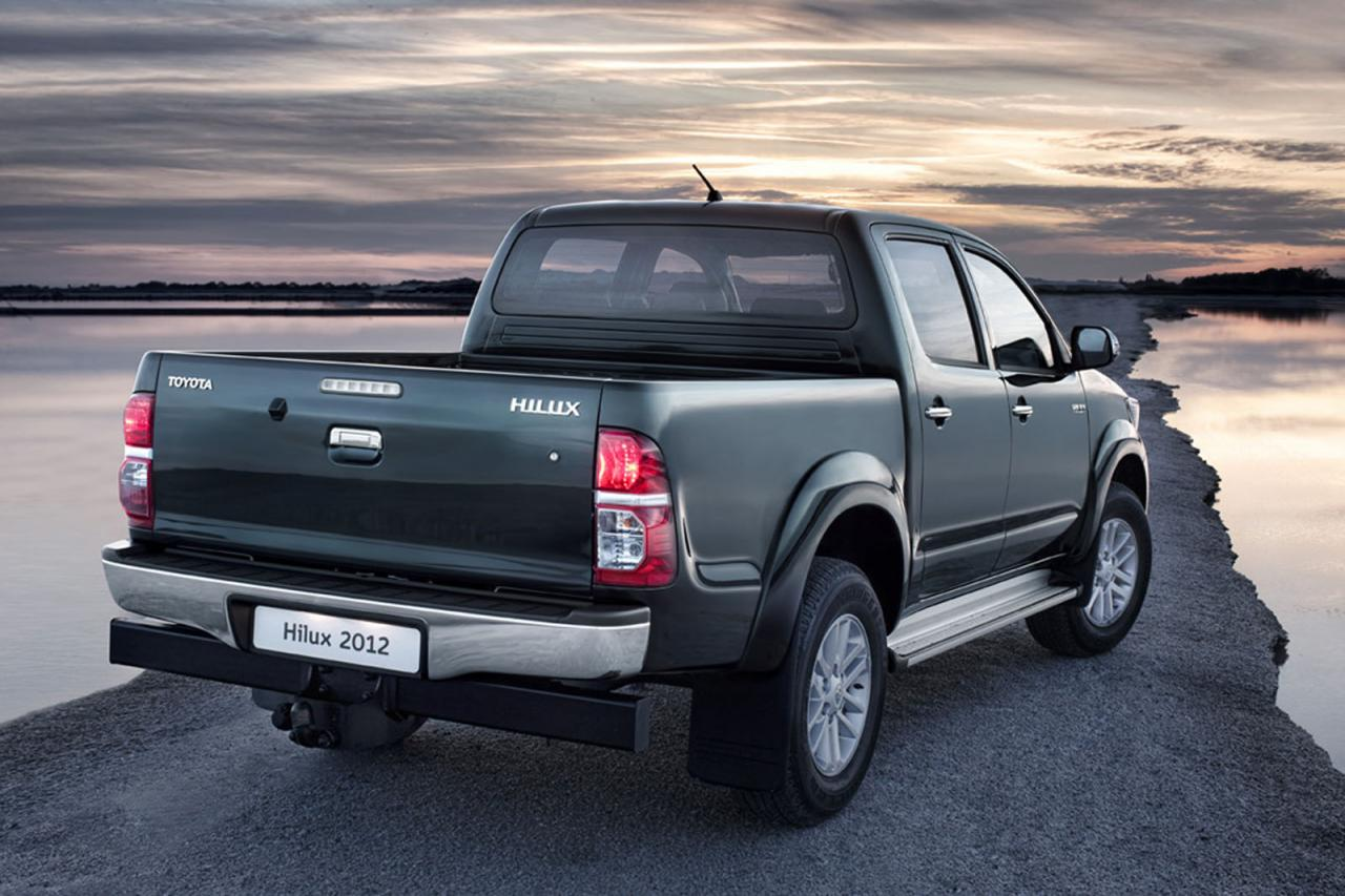 Внедорожник Toyota Hilux Pick Up - фото 3Rent Pick Up -