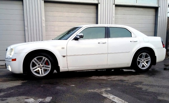 Седан Фото 2 Chrysler 300C, 2007 г. в.